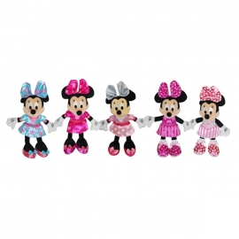 Minnie Mouse Assorted Plush